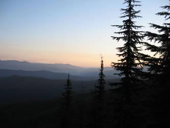 morning hills by dragonBalzl87