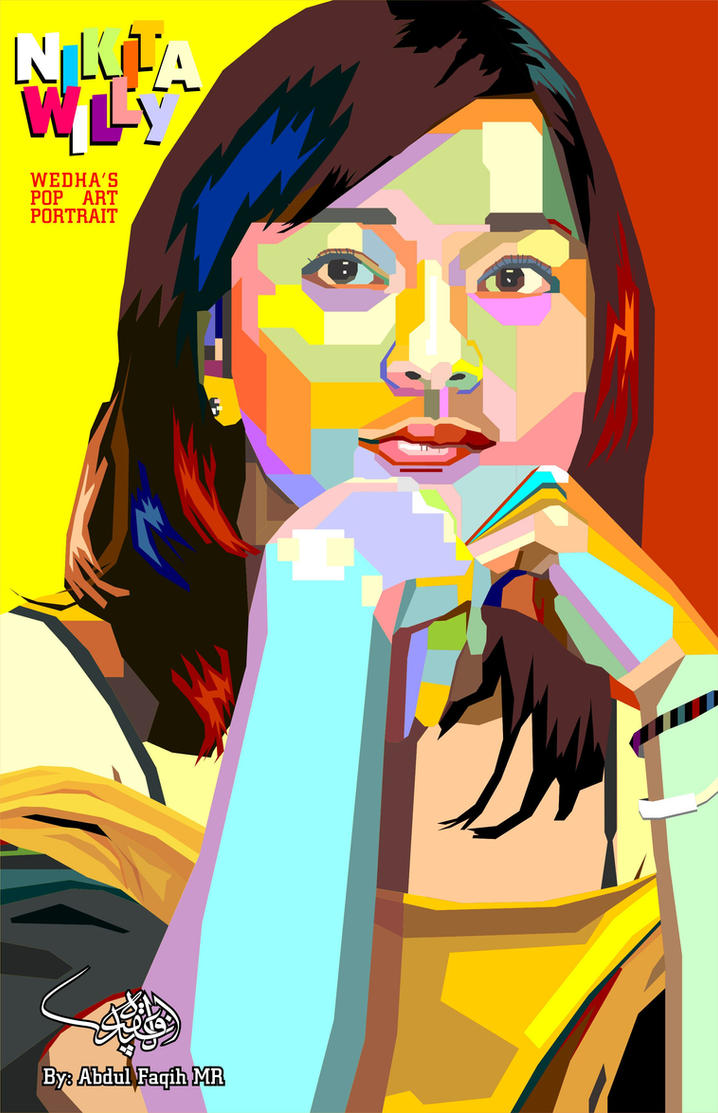 Nikita Willy in WPAP by viqh