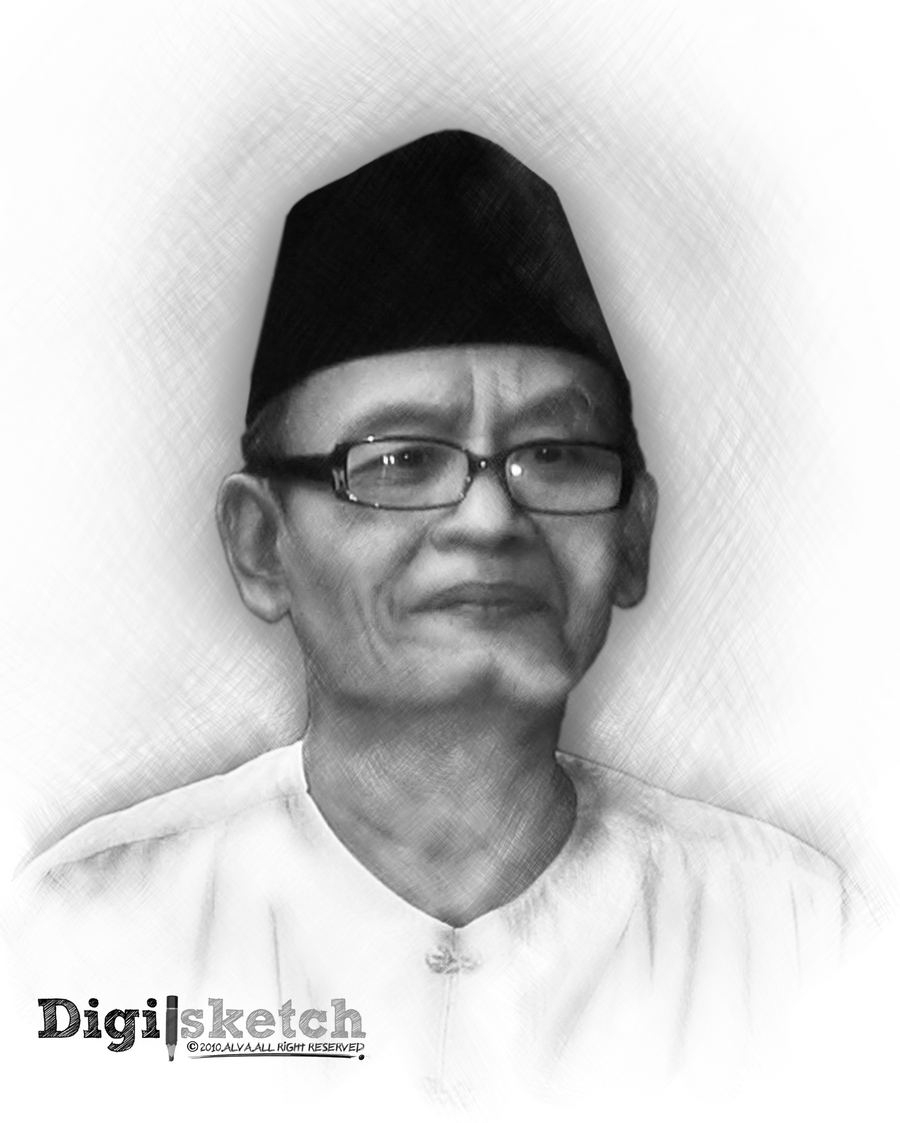 D Zawawi Imron by viqh