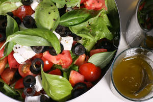My Greek Salad by m-ajinah
