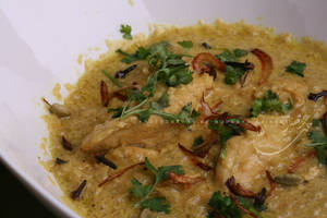 Chicken Korma II by m-ajinah