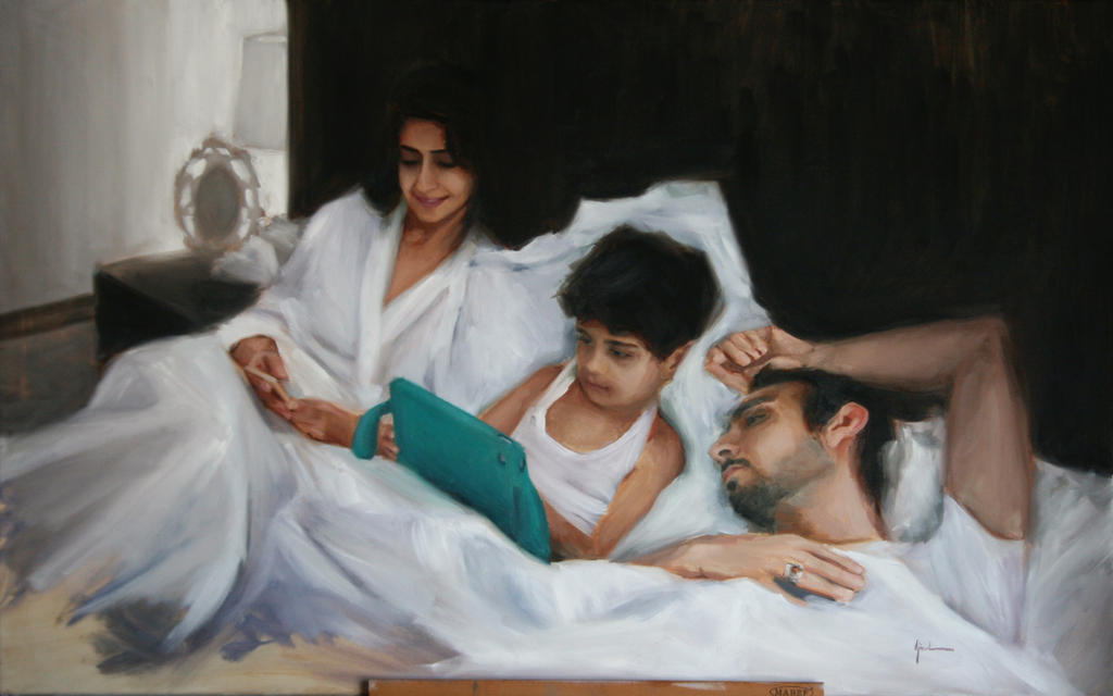 Weekend Mornings by m-ajinah