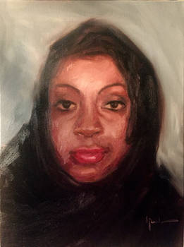 Portrait of Nahar