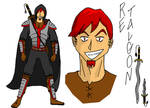 Re Talgon character sketch