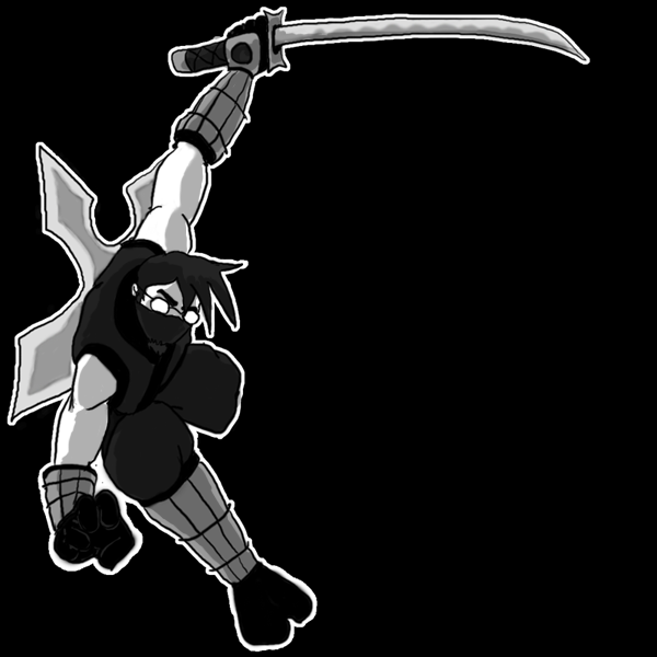 Ninja Air Strike