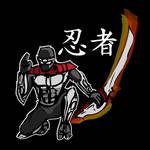 New ninja t-shirt design
