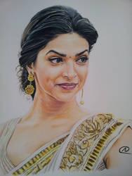 Deepika Padukone by akshay-nair