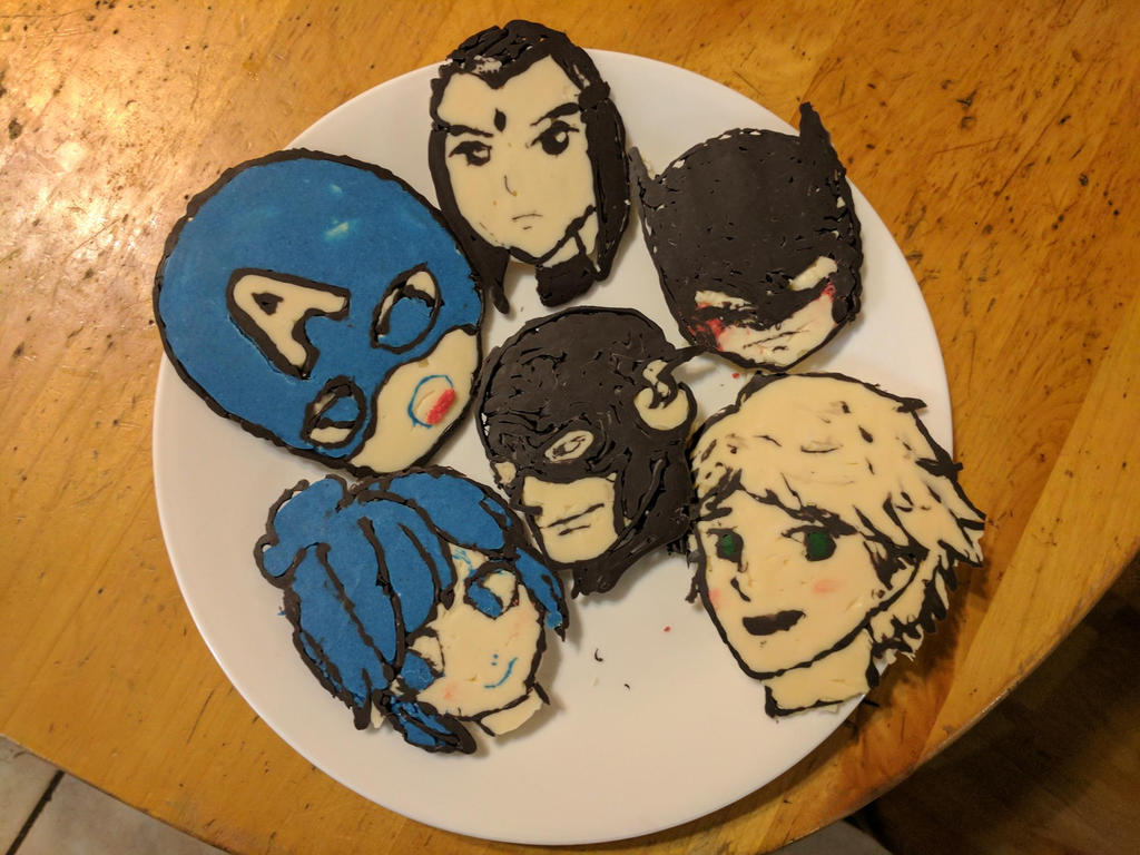 More chocolate art! by PrinccesOfTheNight