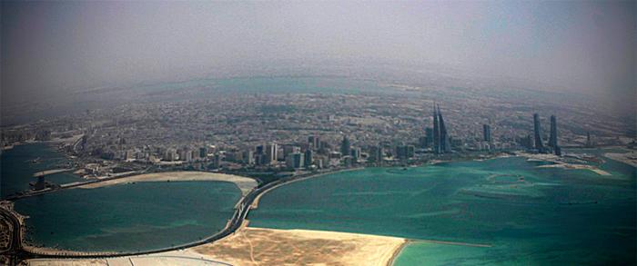 manama city by fendra