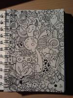 Random doodles by Melody68