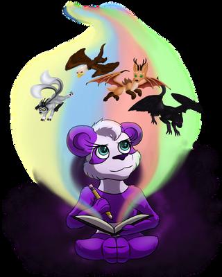 More Than an Idea by Panda-Paradise