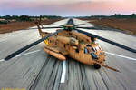 The new Sikorsky Ch-53E 2025 by xnir