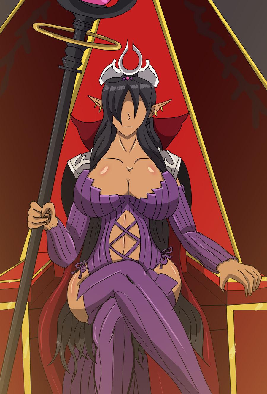 Kuroinu Rebellion: The Dark Queen