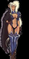 Kuroinu Rebellion: Chloe 3.0 -Complete-