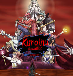 Kuroinu Rebellion: Chapter 1 -The Game-