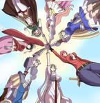 Kuroinu Rebellion: The Seven Shield Alliance