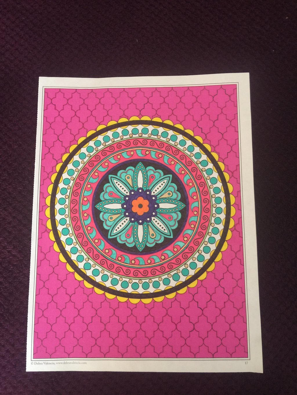 Mandala #1 by SonicGirl96