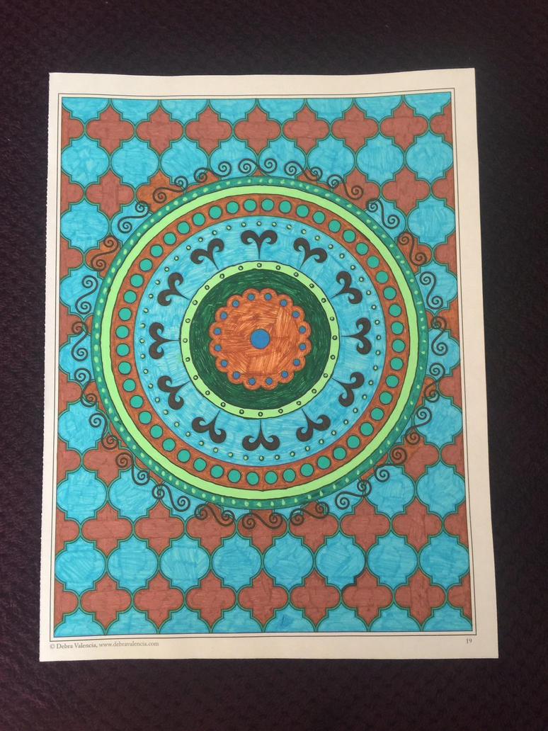 Mandala #2 by SonicGirl96