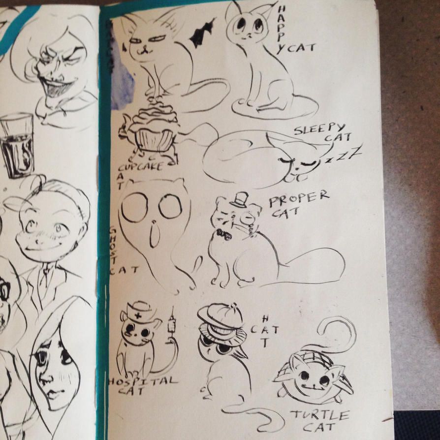 Catkinds by zingilicious