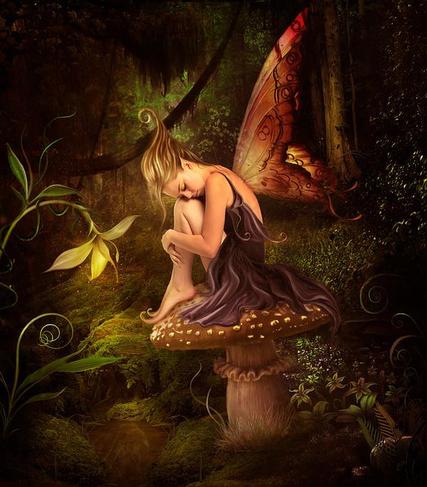 El bosque magico by ElenaDudina
