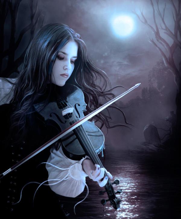 Musica en la noche by ElenaDudina