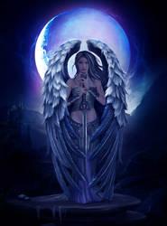 Guardian Angel by ElenaDudina