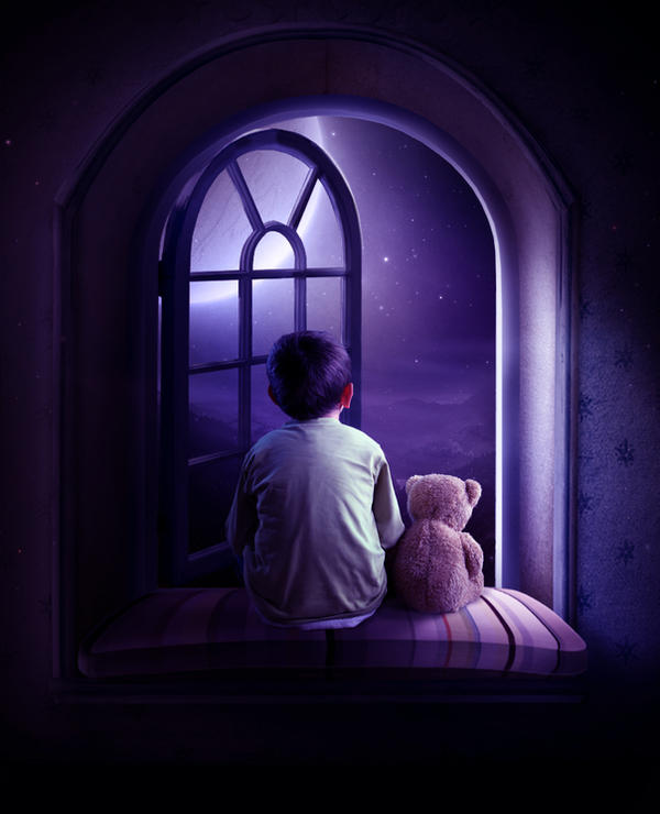 Tras los cristales  - Página 3 Teddy_bear_by_elenadudina-d4avw3c