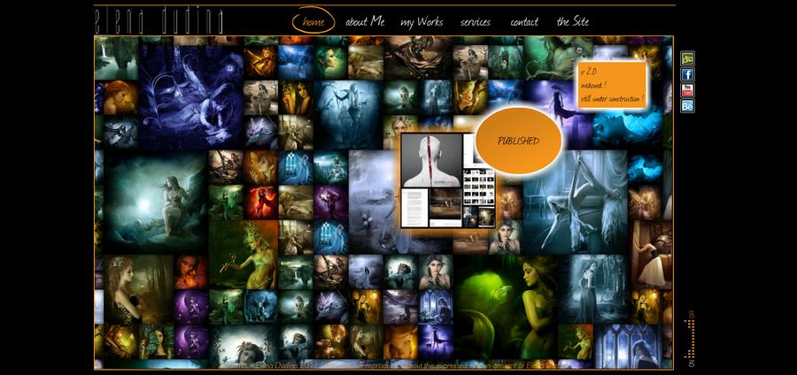 my Web Site by ElenaDudina