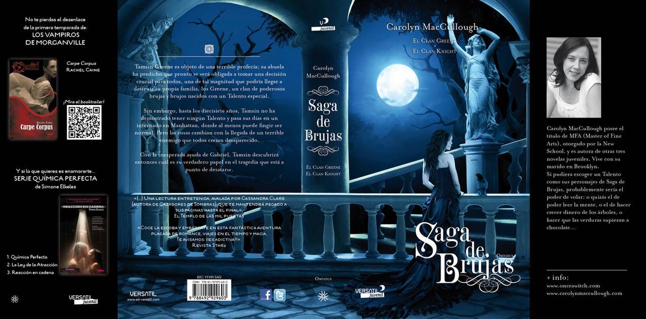 Saga de brujas by ElenaDudina