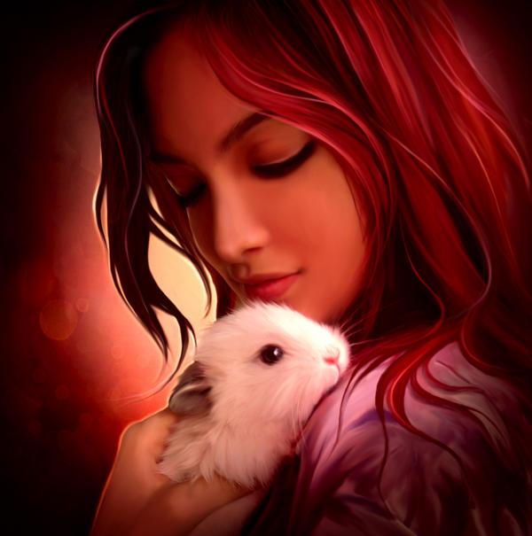 Into my arms by ElenaDudina