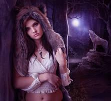 Moon daughters by ElenaDudina