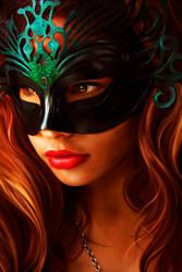 Masked by ElenaDudina