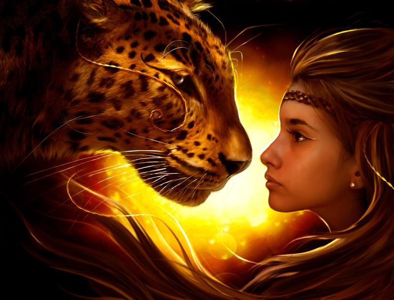 Face to face by ElenaDudina