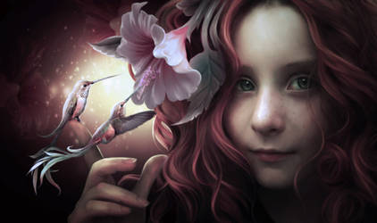 Red by ElenaDudina