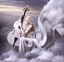 Clouds music by ElenaDudina