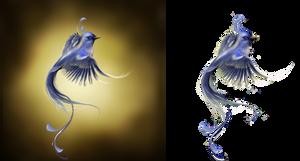 Bird 1 Png Stock by ElenaDudina
