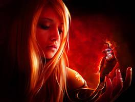 Light me by ElenaDudina
