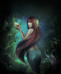 Deep sea 2 by ElenaDudina