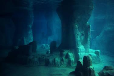 Underwater Stock by ElenaDudina