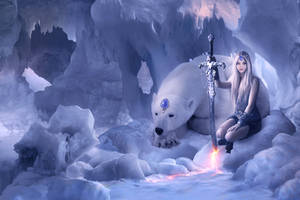 Ice queen by ElenaDudina