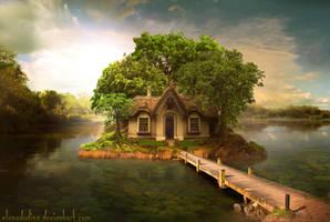 Little house by ElenaDudina