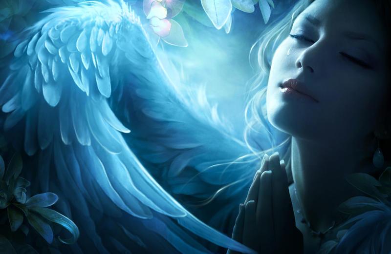 Angel by ElenaDudina