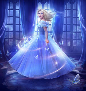 Cinderella by ElenaDudina