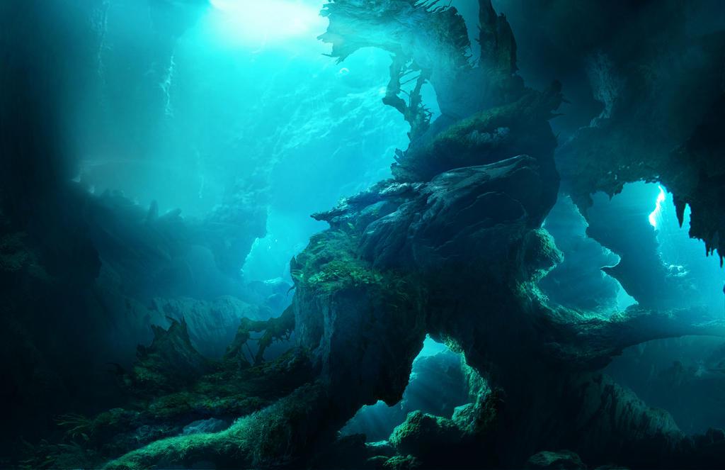 Underwater Stock 2