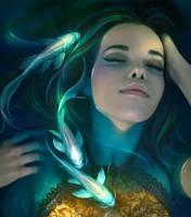 Water dreams by ElenaDudina