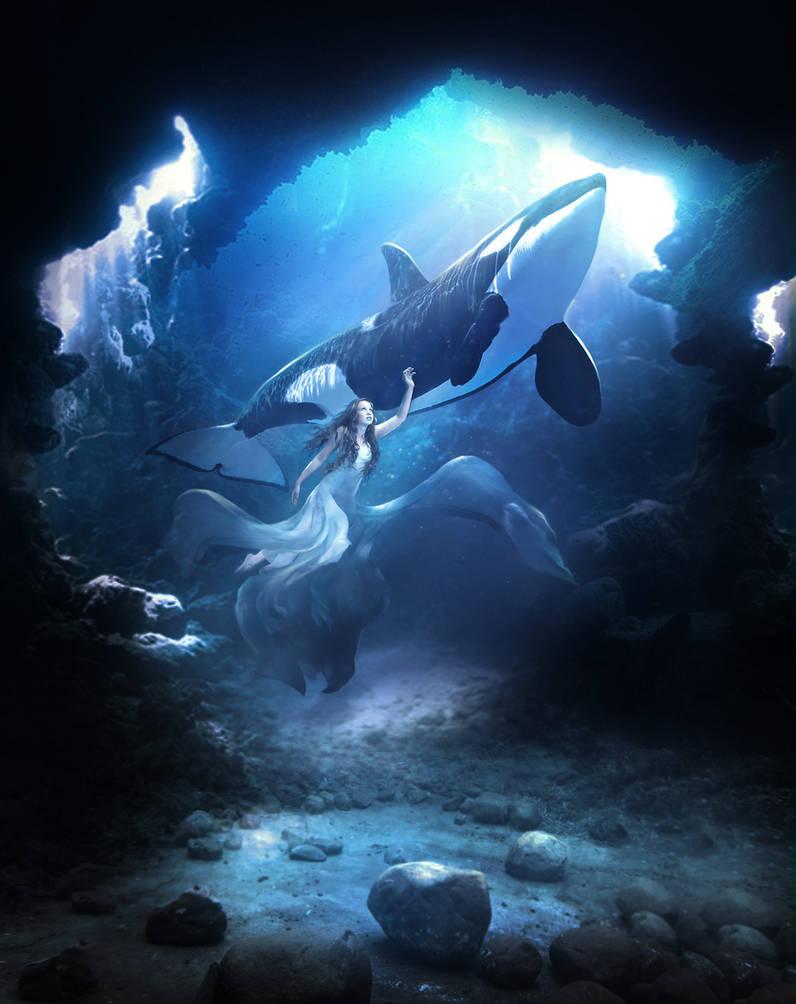 Underwater scene by ElenaDudina