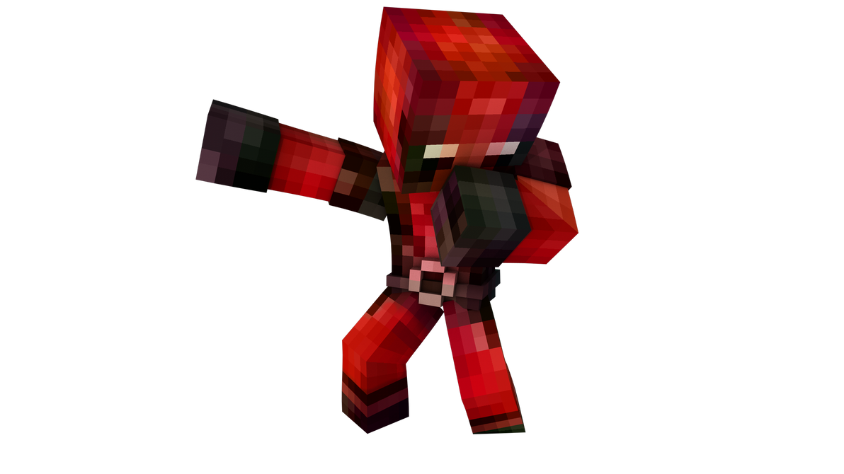 Minecraft Render Dab By Wydox On Deviantart
