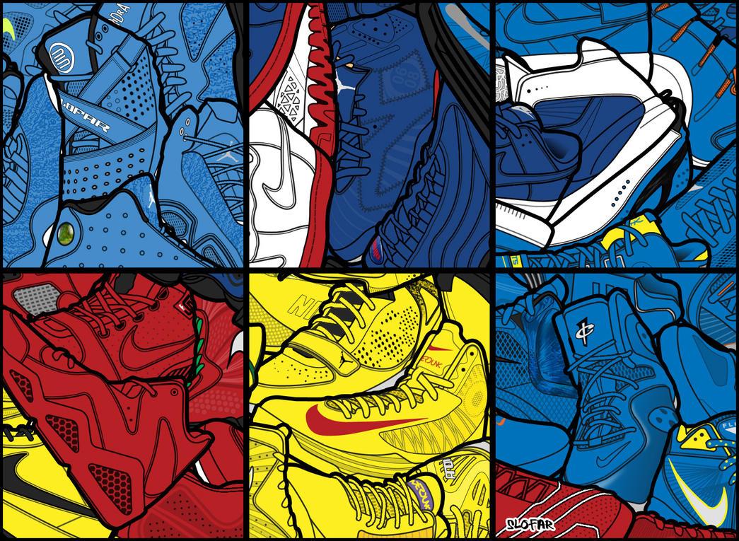 rene caovilla shoes collage wallpaper - photo #36