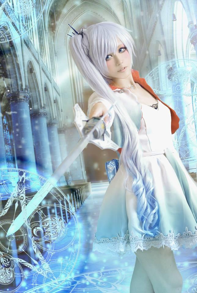 RWBY - Schnee Weiss by AkabaRitsu