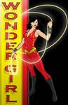 WONDER GIRL 'DC Y.B. Series'